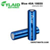 Pin vape Cylaid Blue 40A