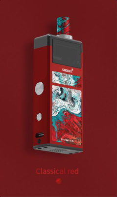 Smoant Pasito - Classical Red