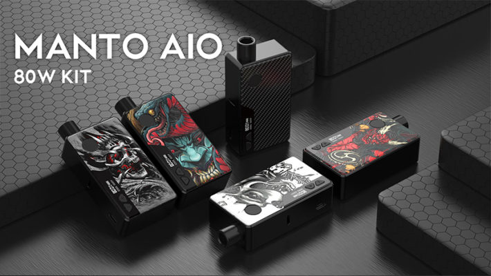 Rincoe Manto AIO Kit