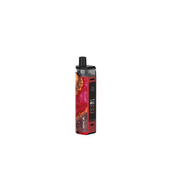 Smok RPM 80 Red Stabilizing Wood