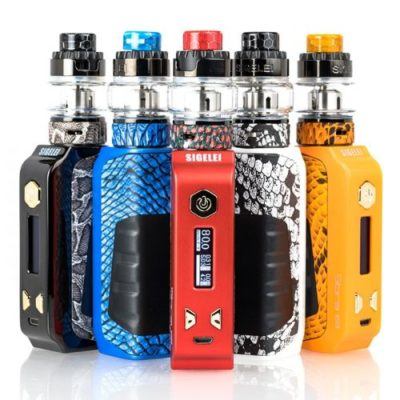 Sigelei E2 Kit 80w full color VapeTinhTế
