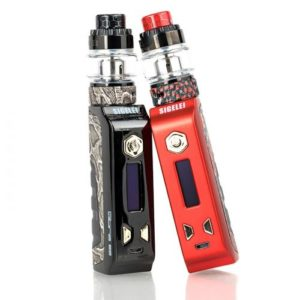 Sigelei E2 Kit 80w rivew 3