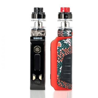Sigelei E2 Kit 80w rivew