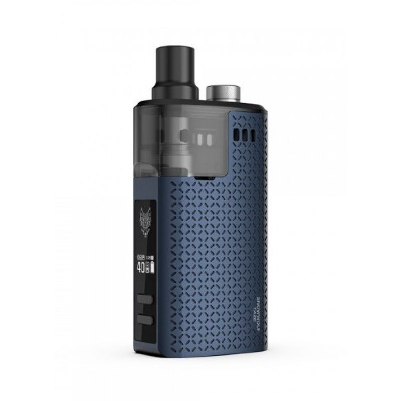 Snowwolf Taze 40w Pod Kit Blue