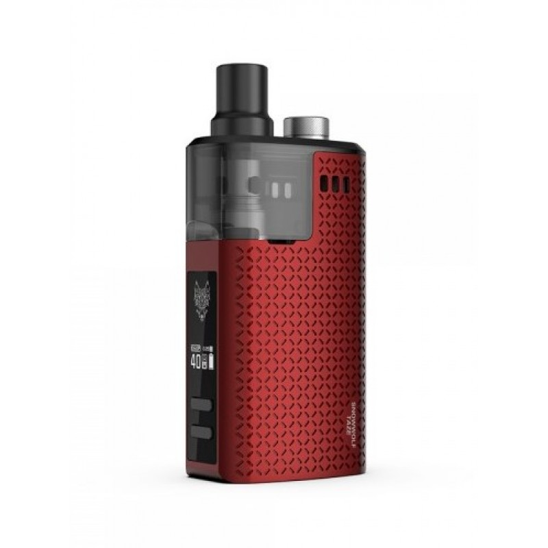 Snowwolf Taze 40w Pod Kit Red