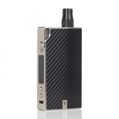 Vaporesso DEGREE 30W Pod Kit silver Carbon Fiber