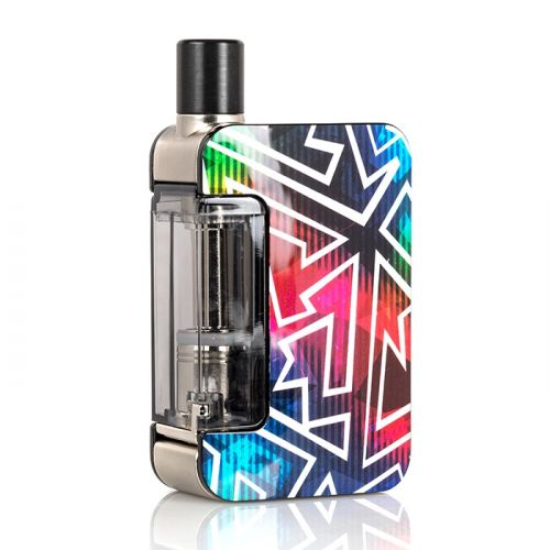 Joyetech Exceed Grip Pod Kit rainbow tattoo