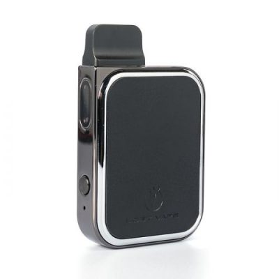 Lost Vape Prana Pod Kit black leather