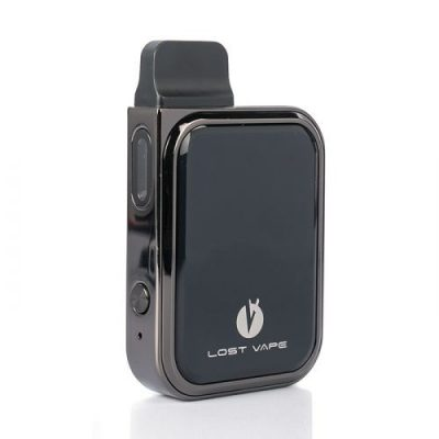 Lost Vape Prana Pod Kit peacock_black