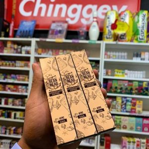 Tinh dầu vape Pod Bean Head Cheesecake Coffee HTPC 30ml Bánh Pho Mai Cafe
