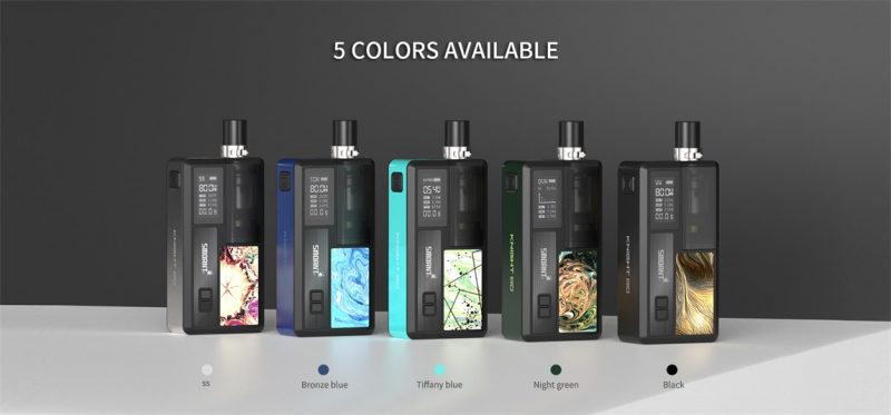 Smoant_Knight_80_5_Colors_Available