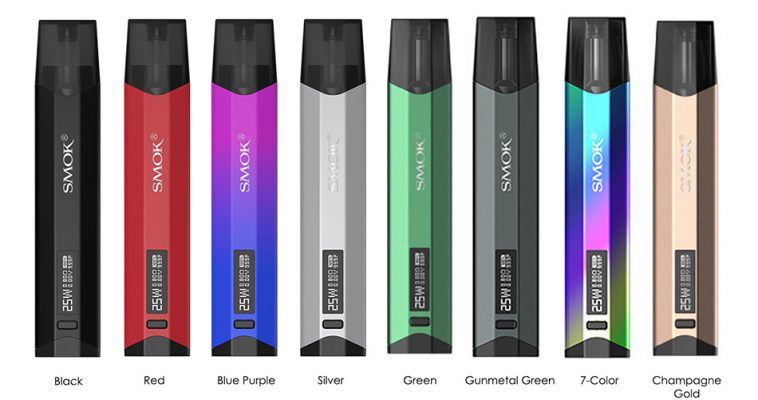 Smok Nfix Pod Kit 25w full color