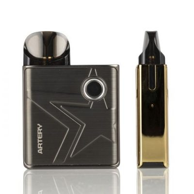 Artery Pal GX Pod Kit Black Gold View 1
