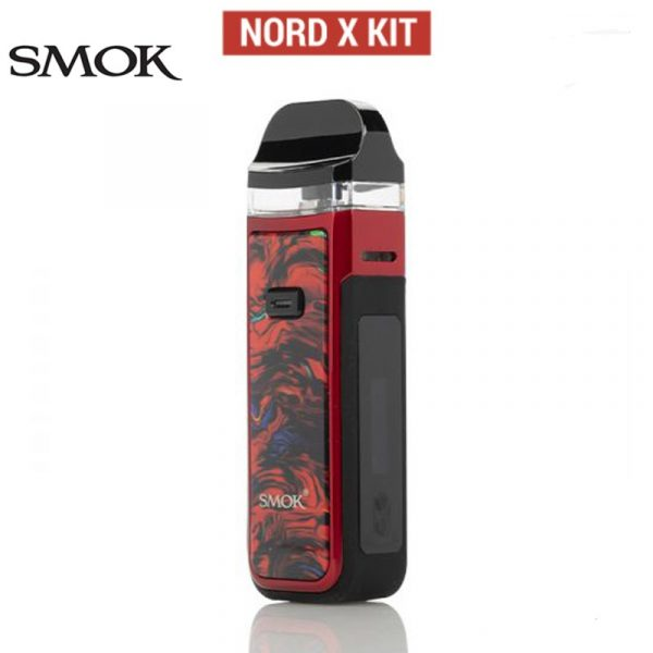 Smok Nord X Fluid Red