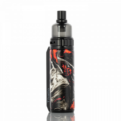 Smok Thallo 80w Pod Kit fluid_black_red