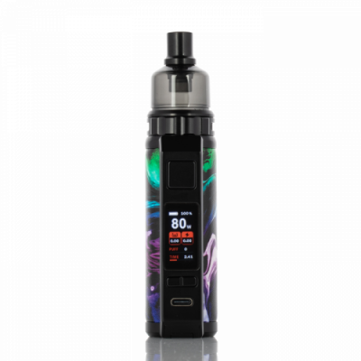 Smok Thallo S 100w Pod Kit screen